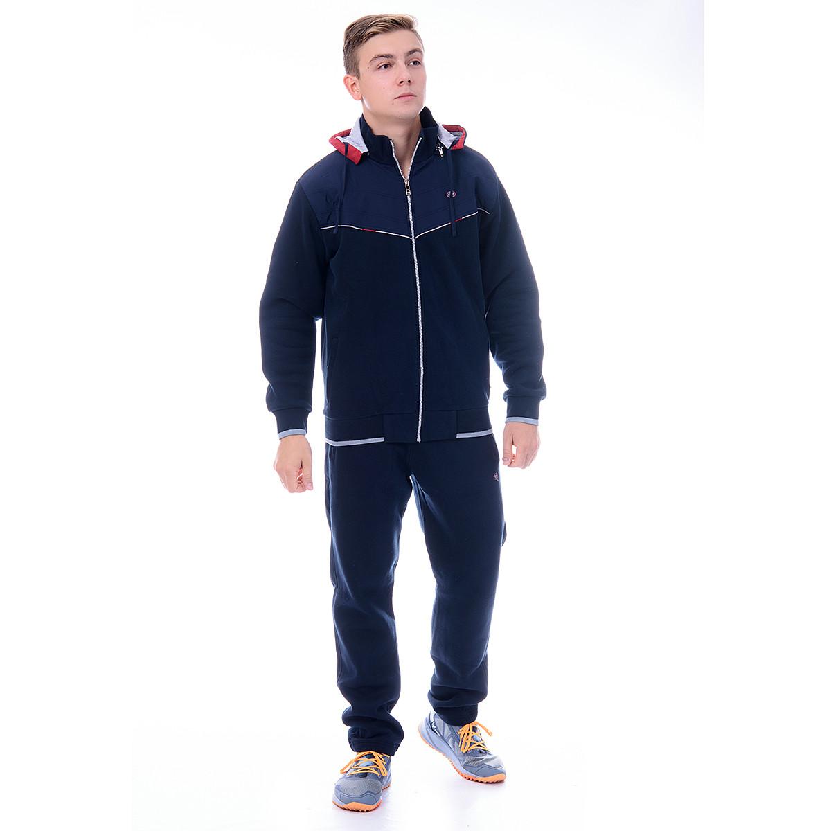 d5a742ab92bc Мужской теплый спортивный костюм с капюшоном пр-во Турция Piyera 5039