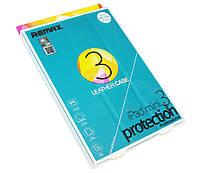 Чехол-книжка Remax Jane для планшета Apple iPad 2/3 Mini, Blue