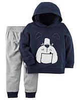 Набор штаны+толстовка Carters на мальчика 2-5 лет French Terry Hoodie & Joggers Set
