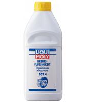 Тормозная жидкость  LIQUI MOLY DOT 4BREMS-FLÜSSIGKEIT  1л