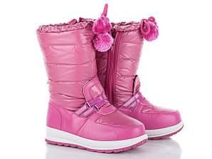 Новинки! Тёплые сапожки для девочки.