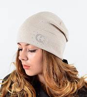 Женская шапка LaVisio с камнями.