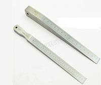 Клин для контроля зазоров  ( 0,4 - 6,0 мм )   0,05 мм  длина 165 мм    SHAN
