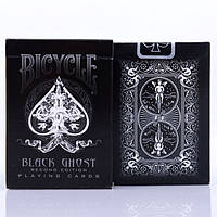 Карты игральные | Bicycle Black Ghost 2nd Edition Decks