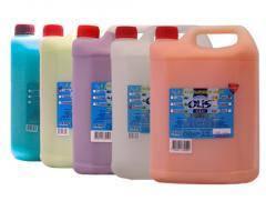 Жидкое мыло Olis 5 л