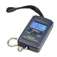 Безмен 40кг, весы электронные с крючком, кантер, точность 10г