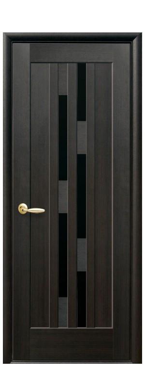 Двери межкомнатные Лаура BLK