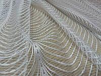 Тюль декоративная в восточном стиле, 285 см, Райбон, Турция