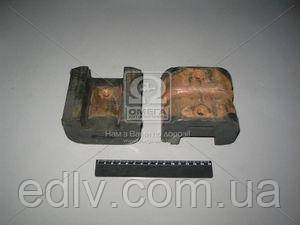 Подушка опоры двигателя ГАЗ 53 передняя (покупн. ГАЗ) 66-1001020