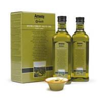 Оливковое масло Экстра Виргин Объем/Размер: 2 бутылки x 750 мл