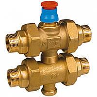 """Трехходовой вентильный зональный клапан 1"""" Giacomini R292Y006"""