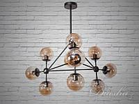 Люстра Loft на 10 ламп 9273-10
