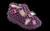 Тапочки детские, р.27. Босоножки. детская обувь.