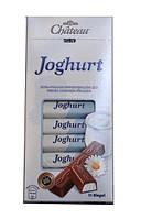 Немецкий шоколад Chateau Joghurt Riegel молочный с йогуртовой начинкой 200г., фото 1