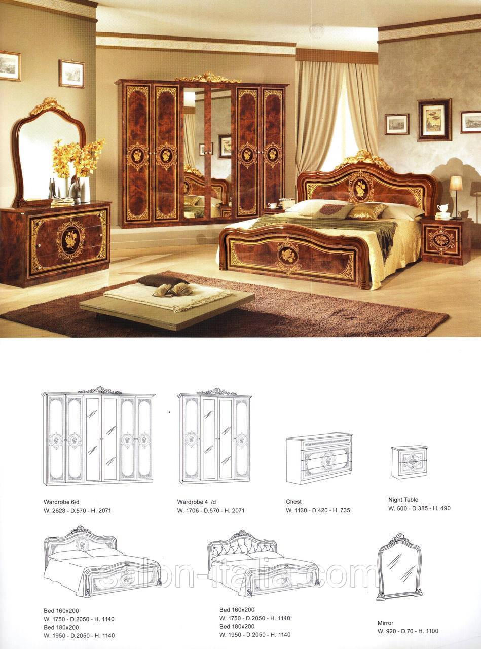 Спальня Alice Noce
