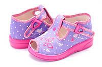 Тапочки дитячі, р. 20. взуття в садок, фото 1