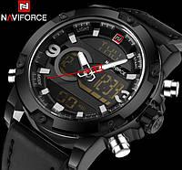 Мужские наручные часы Naviforce Kosmos 9097 по супер цене! Гарантия!