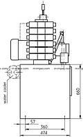Гидравлические станции UHMZ250x