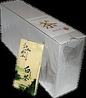 Белый китайский чай 140 грамм, очень хорошего качества, не ферментированный, верхняя типса (почечка и первый листочек)