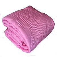"""Однотонное""Одеяло евро размер бамбуковое 200*220 ткань микрофибра"