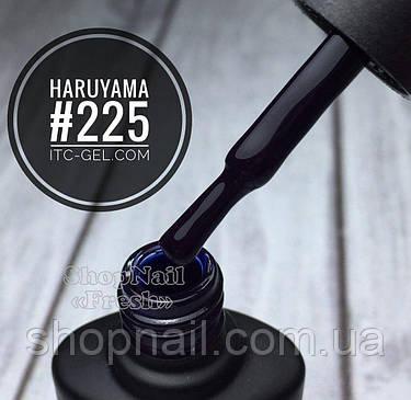 Гель-лак Haruyama №225 (темно-синий), 8 мл, фото 2