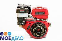 Двигатель WEIMA WM190F-L (HONDA GX420) (редуктор 1/2, шпонка, бензин 16л.с.)
