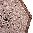 Женский зонт полуавтомат AIRTON Z3615-65, антиветер, фото 3