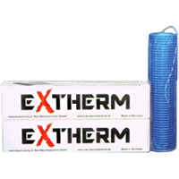 Нагревательный мат Extherm ET ECO 5м2 500-180