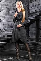 Женский черный кардиган 2392 Seventeen 42-48 размеры