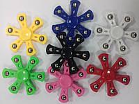 Спиннер (spinner) 6 граней обычный, фото 1