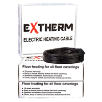 Нагрівальний кабель Extherm ETC ECO 20-2000