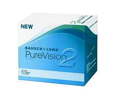 Контактные линзы Bausch and Lomb PureVision2