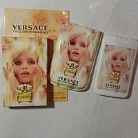 Духи (мини-парфюм) VERSACE Yellow Diamond 50 мл в стильном чехле с фотопечатью