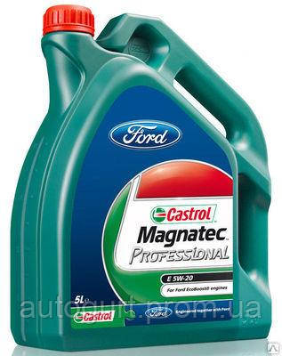 Castrol Magnatec Profeccional E 5W20 Ford (5 л.) код 151A95