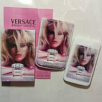 Духи (мини-парфюм) VERSACE Bright Crystal 50 мл в стильном чехле с фотопечатью