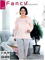 """Пижама женская """"Fancy Homewear"""", Турция, батал"""