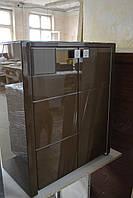 Напольная тумба под умывальник коричневая, фото 1