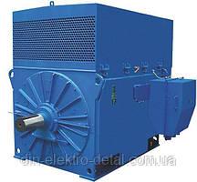 Электродвигатель ДАЗО-400Х-8У1 200 кВт 750 об/мин 6000В