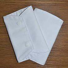 Накладки для сосания белые