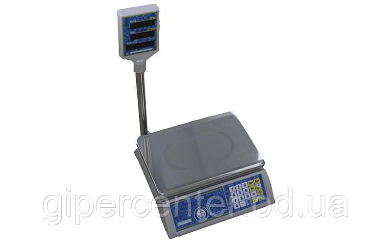Весы торговые Vagar VP-L LCD до 30 кг