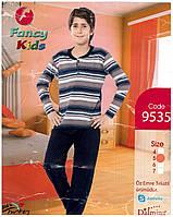 """Пижама для мальчика 4-7 лет  """"Fancy kids"""", Турция"""