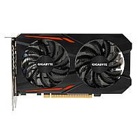 Видеокарта Gigabyte GeForce GTX 1050 Ti OC 4GB (GVN105TOC4GD)