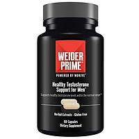 Weider Testosterone Support 60 caps