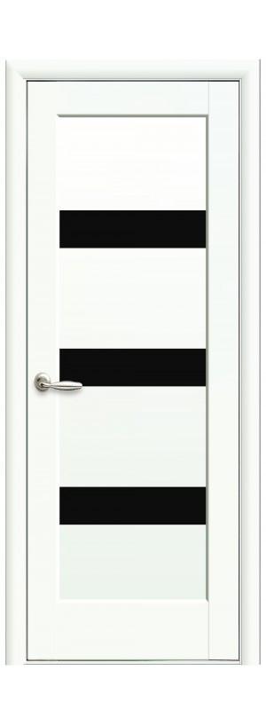 Межкомнатные двери Софита BLK белый мат