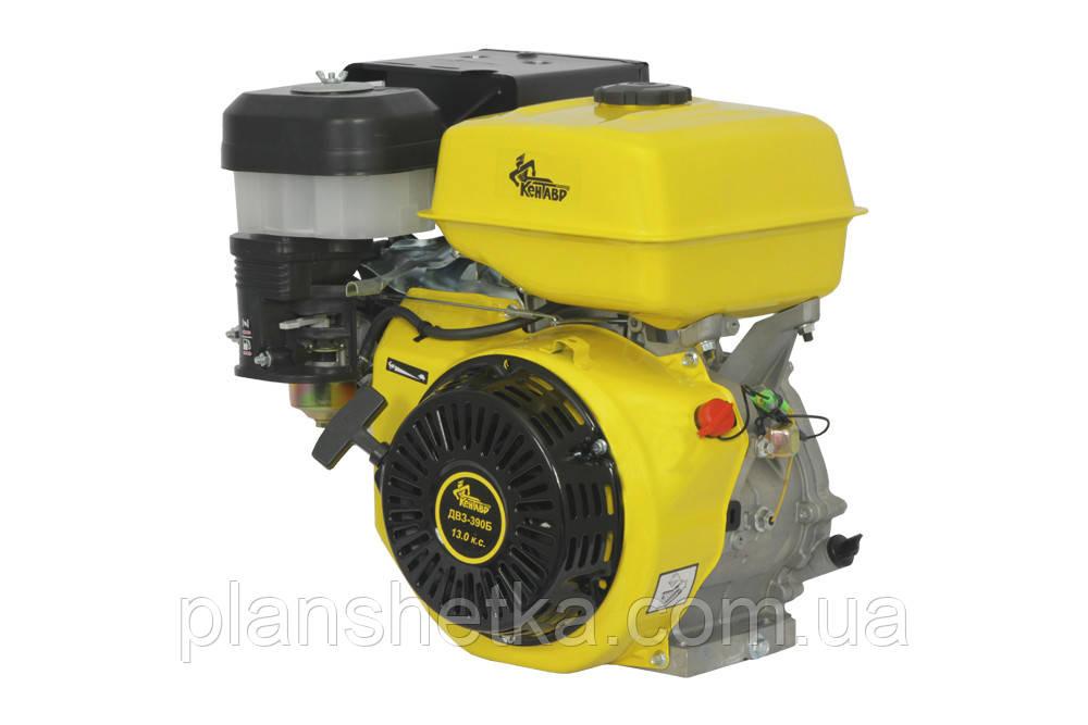 Двигатель бензиновый Кентавр ДВЗ-390Б (13л.с., бензин)
