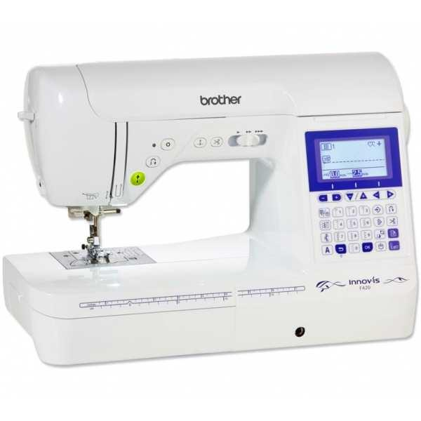 Компьютерная швейная машина Brother Innov-is F420