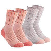 Носки Quechua Arpenaz 50 WARM детские для девочки