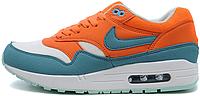 Женские кроссовки Nike Air Max 87 (найк аир макс 87) оранжевые