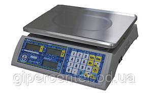 Весы торговые Вагар VP-LN до 30 кг, LCD (жидкокристаллический), без стойки