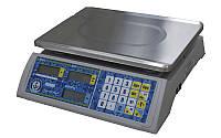Весы торговые Вагар VP-LN до 15 кг, LCD (жидкокристаллический), без стойки